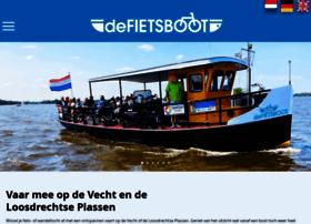 defietsboot.nl