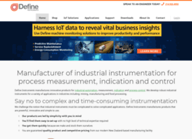 defineinstruments.co.nz