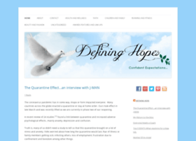defininghopes.com