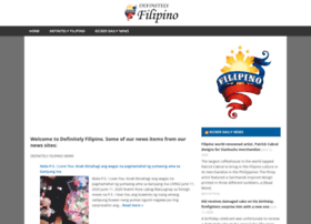 definitelyfilipino.com