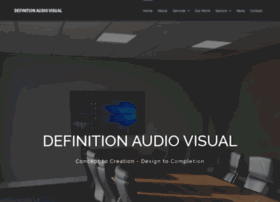 definitionaudiovisual.co.uk