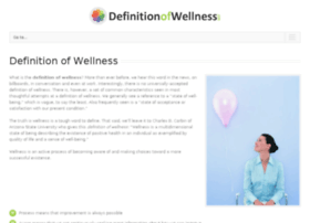 definitionofwellness.com
