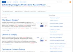 definitionpsychology.com