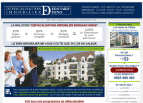 defiscalisation.immobilier-edouarddenis.com