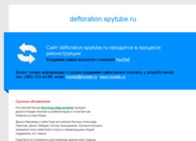 defloration.spytube.ru