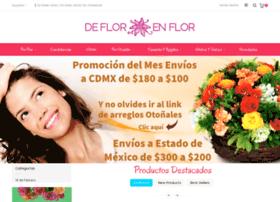 deflorenflor.com.mx