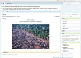 deforestationworldwide.pbworks.com