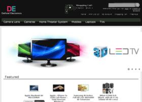 defotelectronicsinc.com