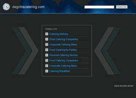 degchiscatering.com