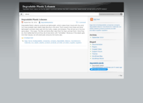 degradableplastic.wordpress.com