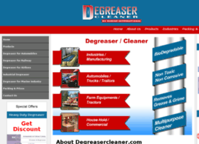 degreasercleaner.com