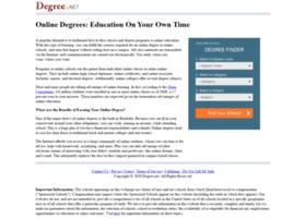 degree.net
