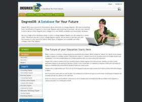 degreedb.com