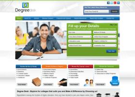 degreedesk.com