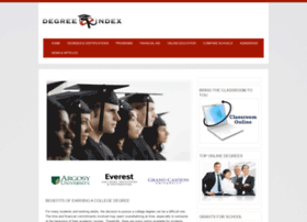 degreeindex.com