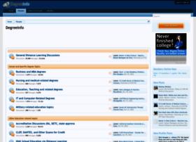degreeinfo.com