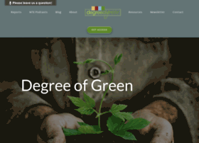 degreeofgreen.com