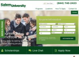 degrees.salemu.edu