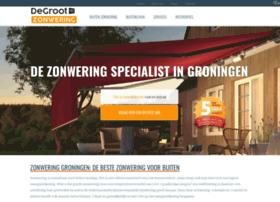 degrootzonwering.nl