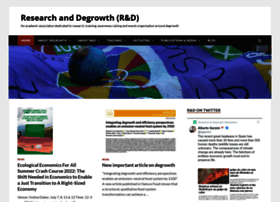 degrowth.org