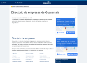 deguate.com.gt