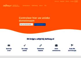 deheeg.nl