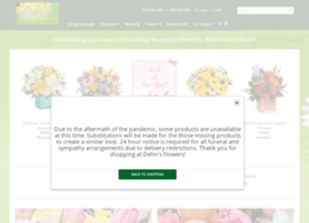 dehnsflowers.com