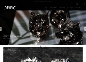deificjewelry.com