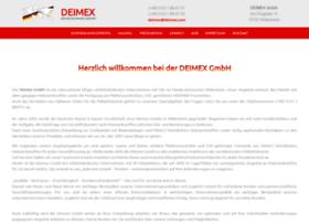 deimex.com