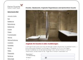 deine-dusche.com