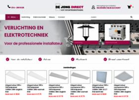 dejongverlichting.nl