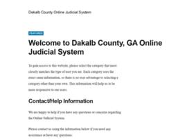 dekalbga.org