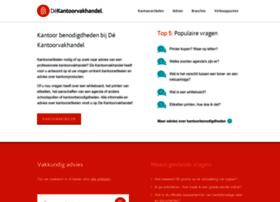 dekantoorvakhandel.nl