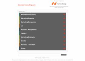 dekerprel-consulting.com