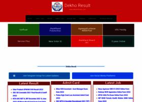 dekhoresult.com