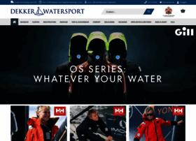 dekkerwatersport.nl