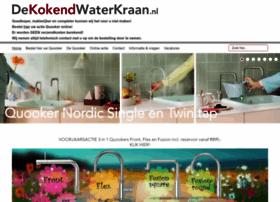 dekokendwaterkraan.nl