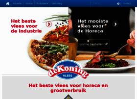dekoningvlees.nl