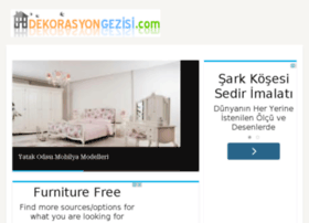 dekorasyongezisi.com