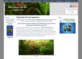 dekoration-aquarium.de
