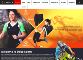 dekosports.com