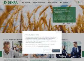 dekra-certification.fr