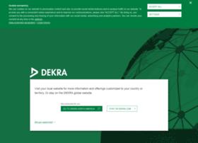 dekra-faultsreport.com