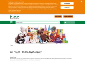 dekra-toyscompany.com