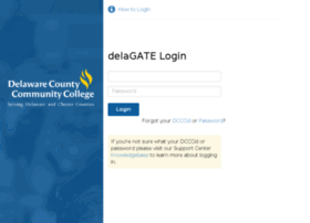 delagate.dccc.edu