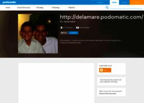 delamare.podomatic.com