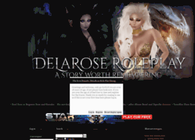 delaroseroleplay.com