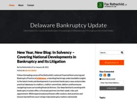 delawarebankruptcy.foxrothschild.com
