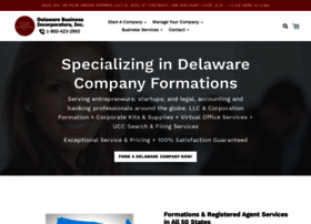 delawarebusinessincorporators.com