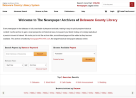 delawarecolib.newspaperarchive.com
